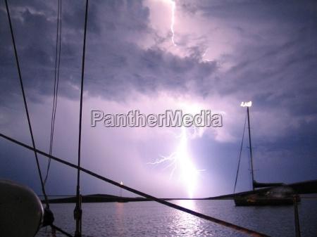 langzeitbelichtung dlugi czas naswietlania burza burze