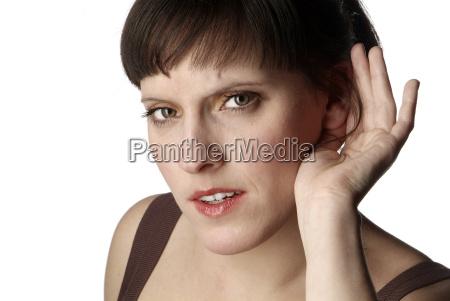 kobieta womane baba powaga sluchanie podsluchiwanie
