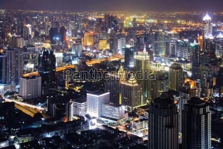 bangkok skyline noc