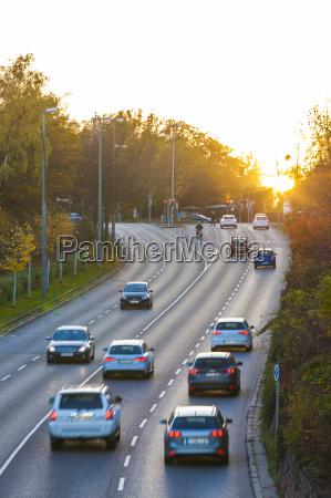 jazda podrozowanie ruch drogowy transport zachod